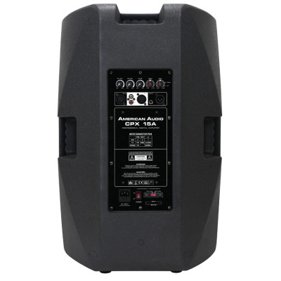 """CPX 15A 15"""" Active Speaker"""