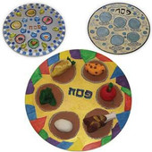 DIY Passover Seder Plate