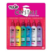 """""""Crystals"""" Tulip 3D Fashion Paint"""