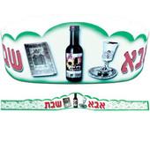Abba Shabbat Crowns
