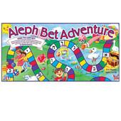 Aleph Bet (Hebrew Alphabet) Adventure Board Game