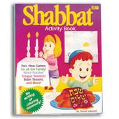 Shabbat Activity Book