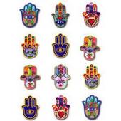 Hamsa (The Hand) Stickers