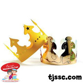 Purim Crown