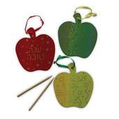 Magic Scratch Apples - 24 Apples
