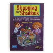 Shopping for Shabbos Jewish Game