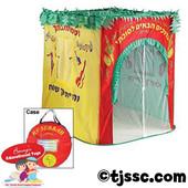 Children's Pop-Up Sukkah