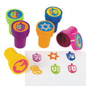 Hanukkah (Chanukah) Stampers Hanukkah arts and craft project