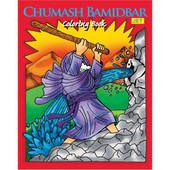 Chumash Bamidbar Coloring Book