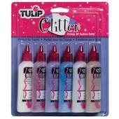 Glitter 3D Tulip Paint