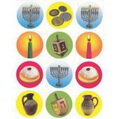 Hanukkah (Chanukah) Photo Stickers