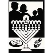 Family Celebration Velvet Art Boards Hanukkah arts and craft project