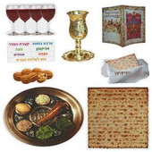 Bulletin Board for Passover