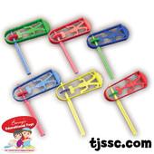 Purim Plastic Graggers (Groggers) - 100 or more at Bulk discount pricing