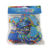 Hanukkah Menorah Self-Adhesive Foam Shapes