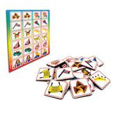 Simple Purim Memory Game