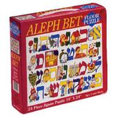 Aleph Bet Floor Puzzle # 1