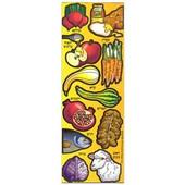 Die-Cut Rosh HaShanah Symbols Stickers