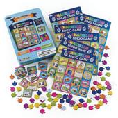Chanukah Bingo Game in Collectible Tin Box