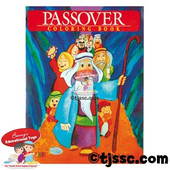 Passover Coloring Book