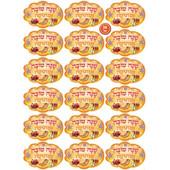 Shana Tova Large Stickers