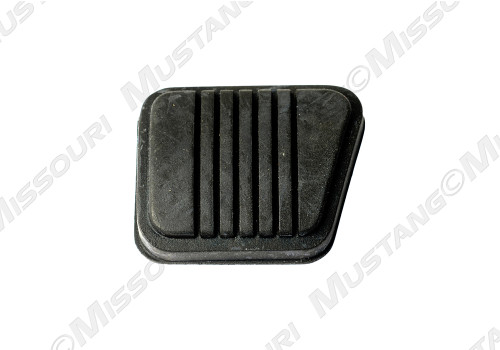 1979-1993 Ford Mustang standard brake or clutch pedal pad.