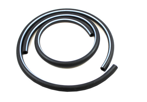 1964-68 (1968 before 2-1-68) Ford Mustang heater hose for models without factory air conditioning. Concours correct.