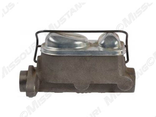 Late 1972-73 Ford Mustang master cylinder for power disc brakes, except 429 c.i.
