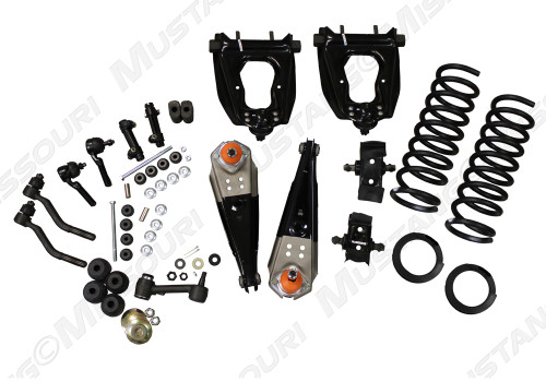 1964-1973 Ford Mustang Suspension Kit 4