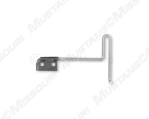 1969-70 Trap Door Prop Rod