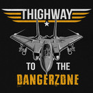 Thighway to the Danger Zone Ranger Panties