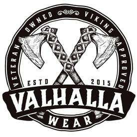 New Valhalla Wear Sticker