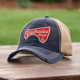 Cobalt Trucker Cap