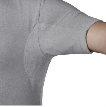 ThompsonTee sweat proof underarm barrier