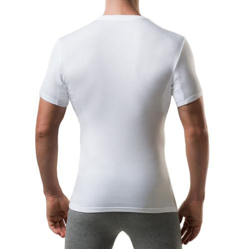 Men 39 S Sweat Proof Hydro Shield Slim Fit V Neck Men