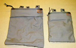 Minidrop pouch