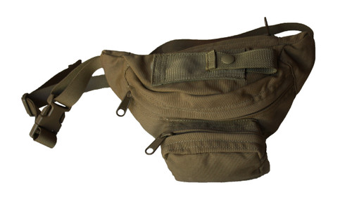 Fanny Pack w/Velcro w/scissor pouch attached*