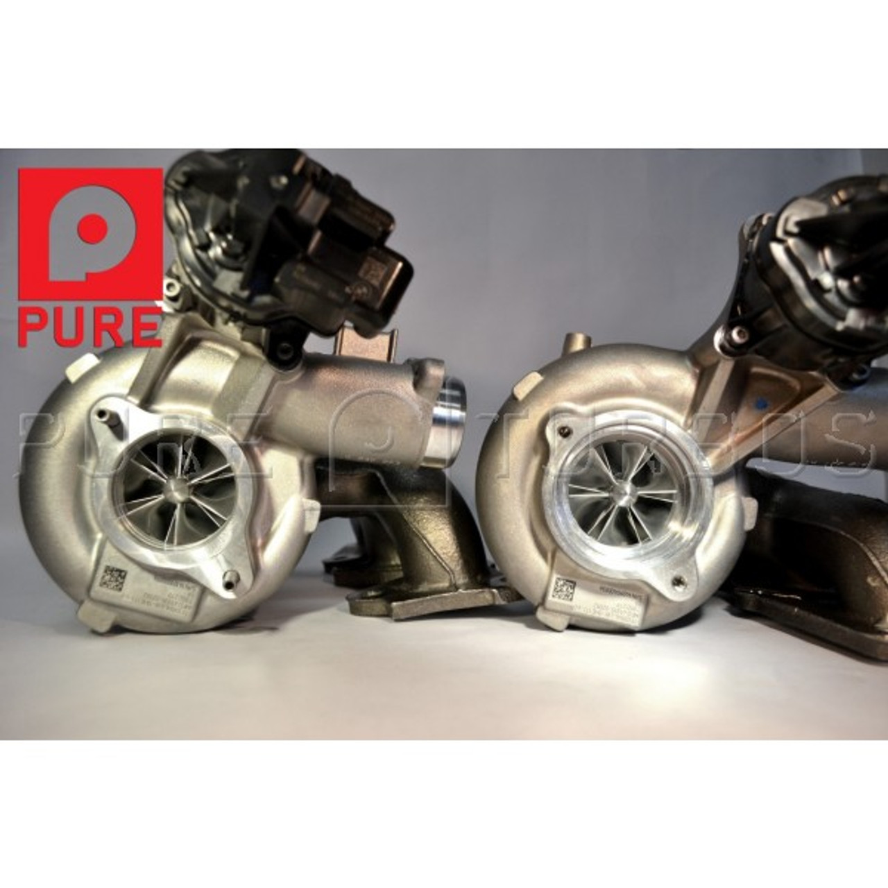 Bmw X6m Turbo Upgrade: Pure Turbos BMW M3 / M4 (F80 / F82) Stage 2 Turbo Upgrades