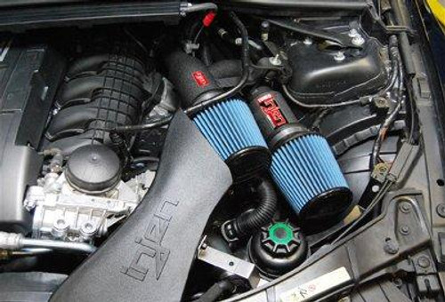 Injen Cold Air Intake Wrinkle Black SPWB BMW I I - Acura rsx cold air intake