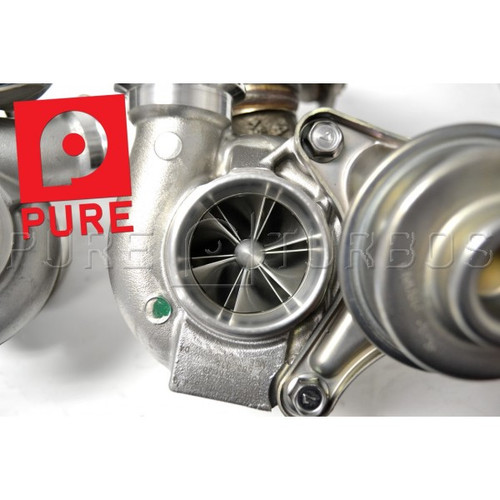 Pure Performance Turbos: Pure N54 Stage 1 Turbo Upgrade