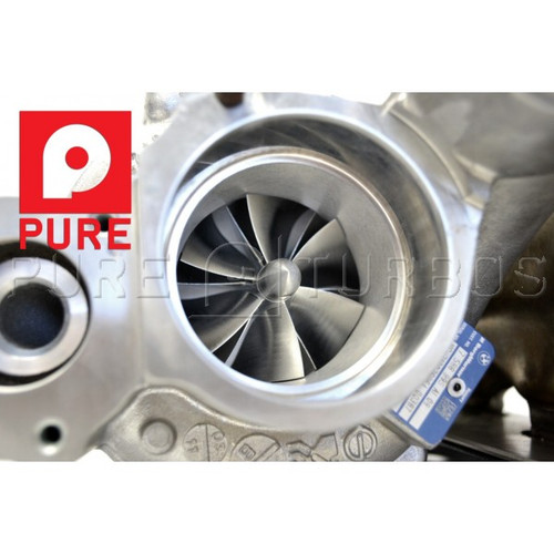 Docrace N54 Top Mount Single Turbo Kit: Pure Turbos BMW N55 Stage 2 Upgrade
