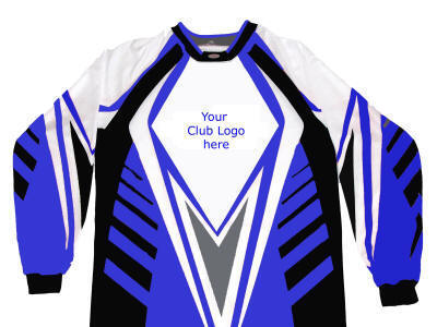 Custom Club Jersey Design 1