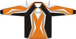 Custom Club Jersey Design 2