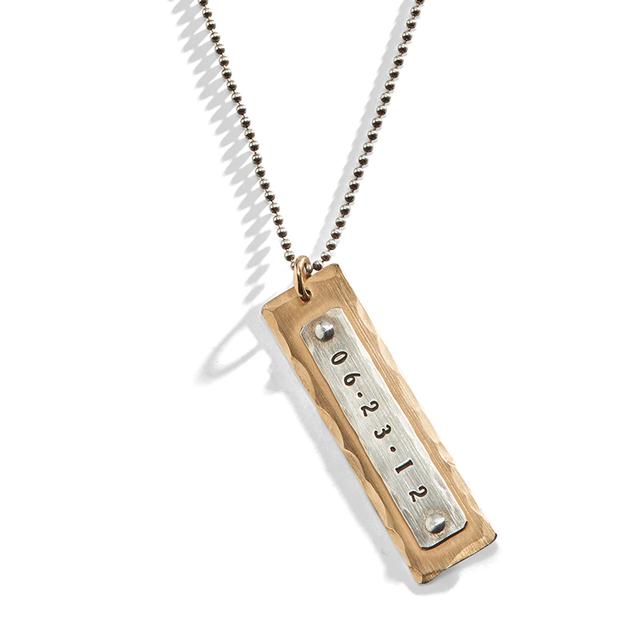 personalized metals necklace charm styles pendant maven with products
