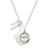 et Set Personalized Charm Necklace