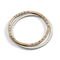 Larkin Modernist Personalized Bangle