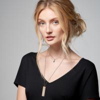 Arizona Sue Mens Personalized Necklace