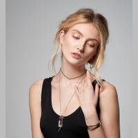 Lady Nina Personalized Family Necklace
