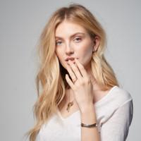 Sirena Personalized Cuff Bracelet