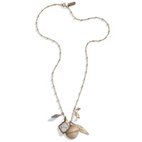 Fawn Empowerment Charm Necklace
